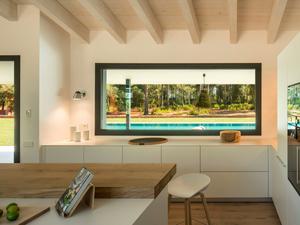 Une grande maison contemporaine entre luxe et nature