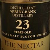 Springbank 23Y Daily Drams - Passion du Whisky