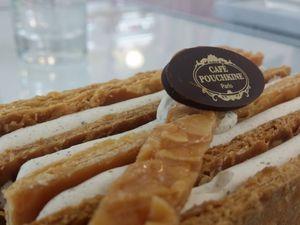 Le Millefeuilles du Café Pouchkine Paris