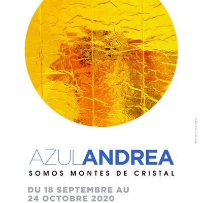Azul Andrea - Maison des arts de Châtillon