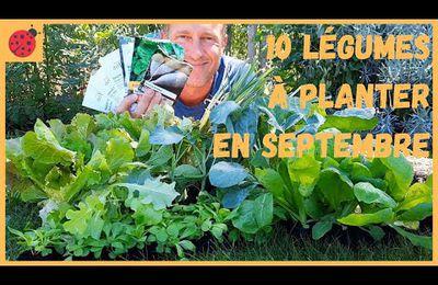 on plante en septembre