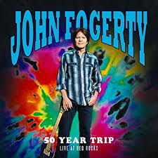 "JOHN FOGERTY  album "" 50 YEARS TRIP  """