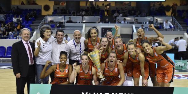 Bourges remporte le Match des Champions LFB 2018 !