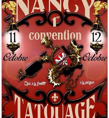 Nancy tattoo convention