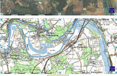 Documents photographiques, topographiques et géologiques en ligne sur le web