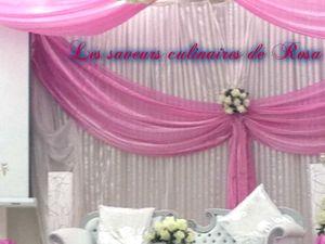 Fauteuil des mariés