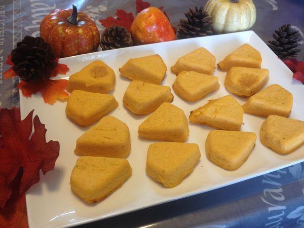 Blasons de flans de carotte