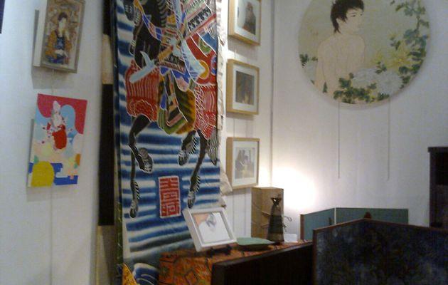 Galerie Vanessa Rau un autre Japon
