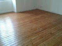 Et voilà cette seconde chambre de terminé.......