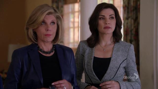 Critiques Séries : The Good Wife. Saison 4. Episode 5.