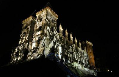 """Le spectacle """"Henri IV, un roi, un château"""""""