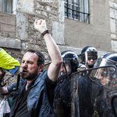 Frédéric Vuillaume : il risque un an de prison pour avoir manifesté