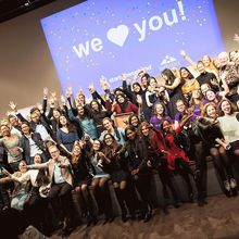#Startup #mentor #concours :  Global Startup Weekend Women Paris 2019
