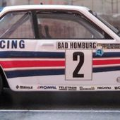 FASCICULE N°38 OPEL ASCONA 400 1982 MONTE CARLO WALTER ROHRL - CHRISTIAN GEISTDORFER - car-collector.net