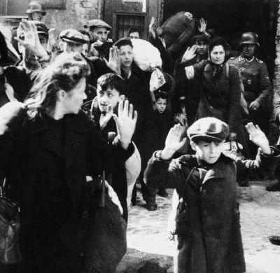 A 70 años del heroico alzamiento judío en el Gueto de Varsovia.