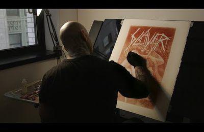 """Vincent Castiglia, """"paint in blood"""""""