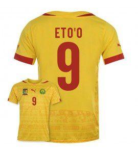 Günstig Kaufen Kamerun Trikot WM 2014