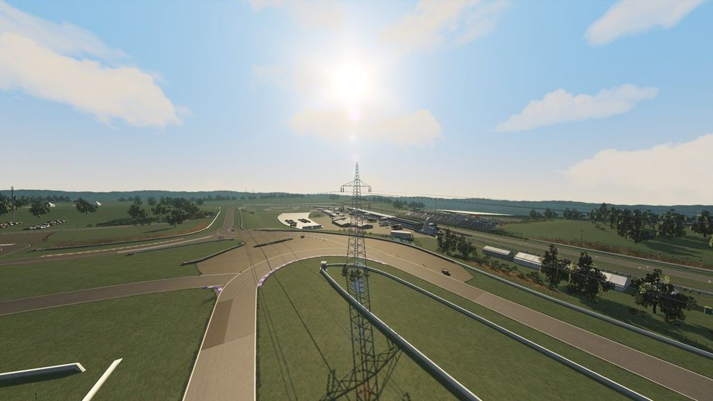 Assetto Corsa circuit Eastern Creek 2014 2.0 disponible !