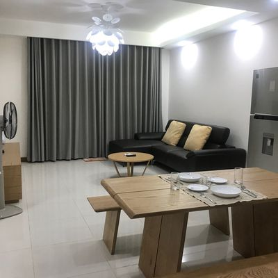 Apartment for rent 2 bedrooms / 2WCs Saigon Airport Plaza with nice furniture #16Million VND - View today