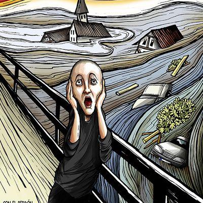Catastrophes : comment traduire l'effroi