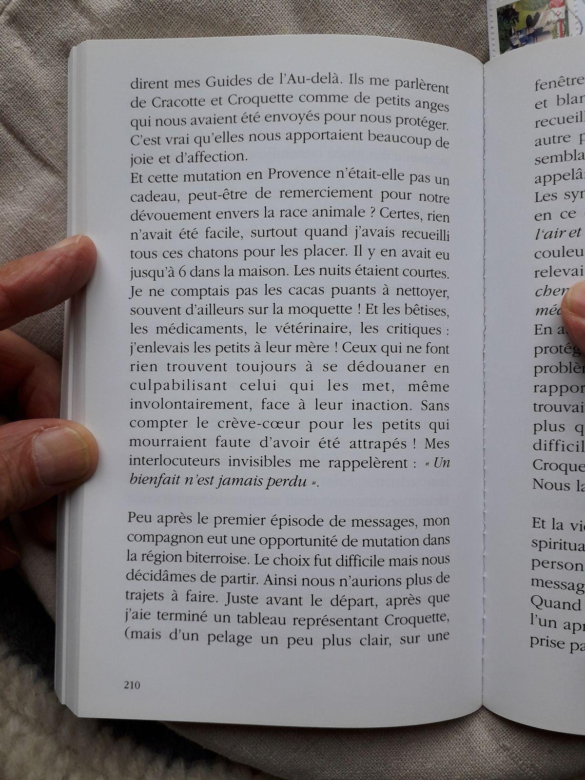 Pluie de Poussières d'Etoiles page 210 à 214