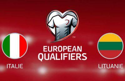 Italie / Lituanie : Sur quelle chaîne en clair suivre la rencontre mercredi ?