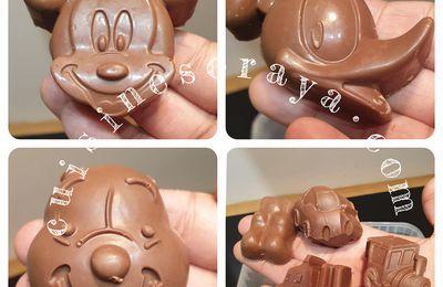 Guimauve chocolat