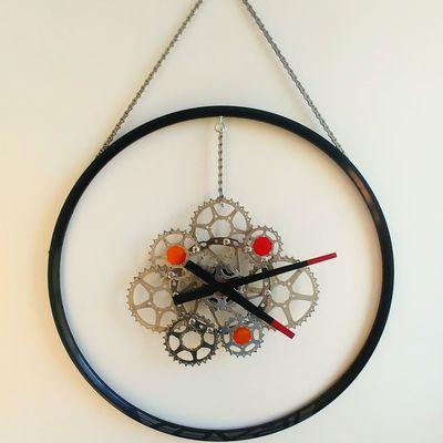 Nouvelle roue horloge