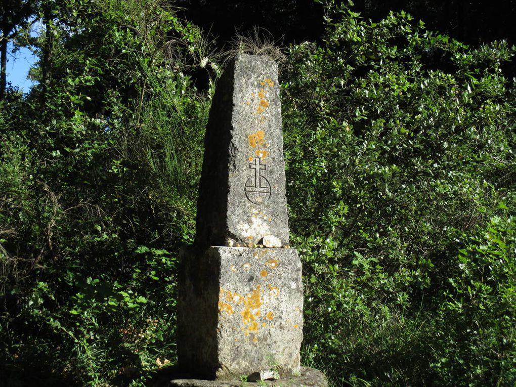 la Chartreuse de Valbonne et le camp de César