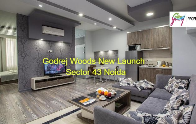 Experience luxury 5-star living at Godrej Woods, Sector 43 Noida