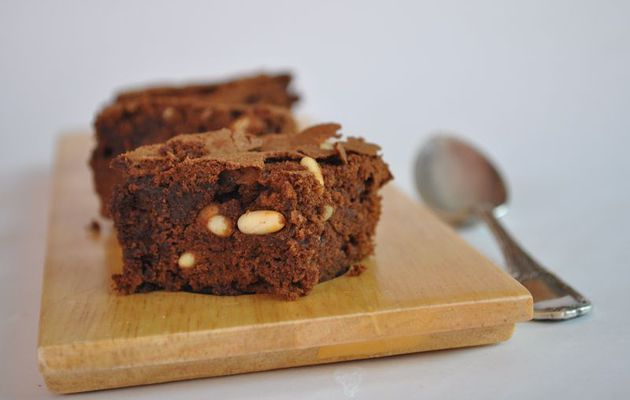 Le brownie de Zaza