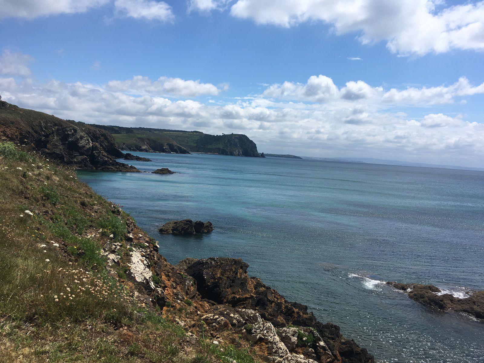 22 juin 2021 : île de l'Aber (France)