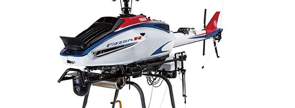 Yamaha motors picks Kenya's Astral Aerial to promote use of its helicopter drones in Kenya