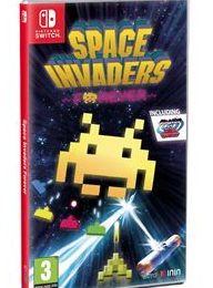 [TEST] Space Invaders FOREVER / Switch
