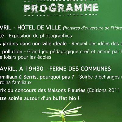 Semaine du Développement Durable 2013 - Serris