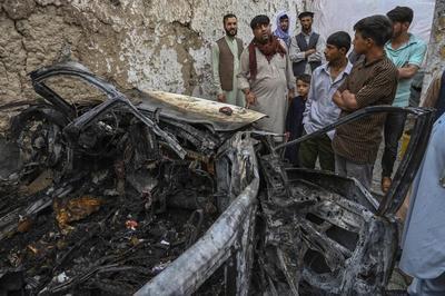 L'armée US reconnaît sa bavure à Kaboul qui a provoqué la mort de 10 civils dont 7 enfants