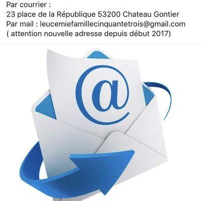Contact Leucémie Famille 53