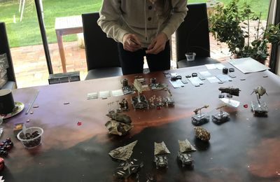 Star Wars Armada - 500 points - Saut dans l'hyperespace FFG