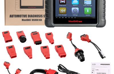 Review on AutelMaxiDAS DS808 Scanner and Service Reset Tool