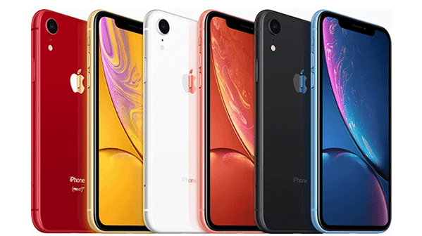 iPhone XR assemblé en Inde pour le marché local