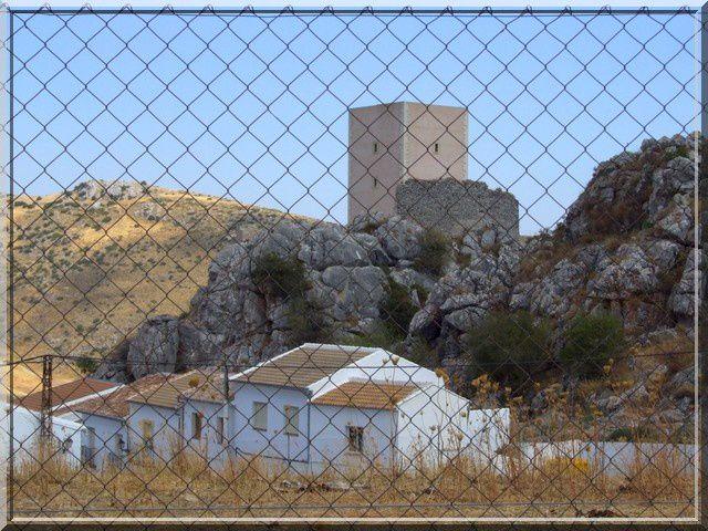 Diaporama château Cañete La Real