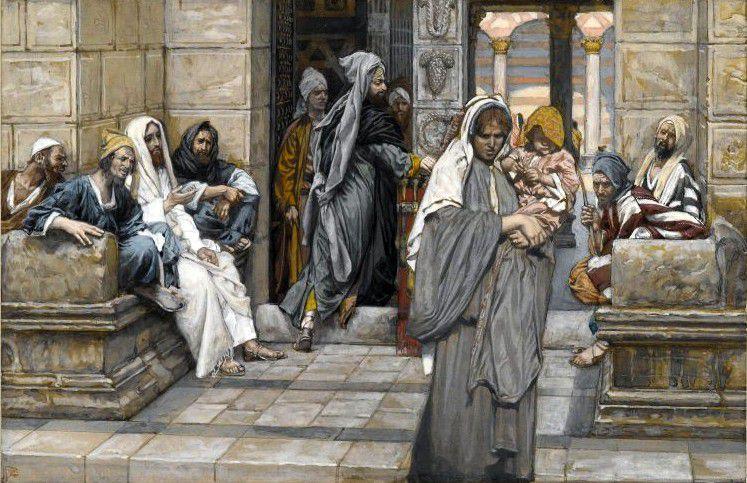 Evangile du 05 Juin « Cette pauvre veuve a mis plus que tous les autres » (Mc 12, 38-44) #parti2zero #evangile