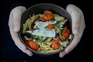 One Pan Pasta ... Un plat idéal pour les étudiants