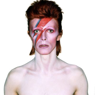 Photo by Brian Duffy, 1973, Duffy Archive & The David Bowie Archive