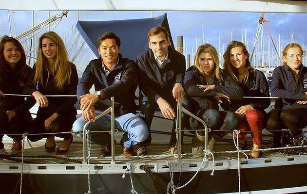 Sup Sailing Cup, la première régate étudiante à La Rochelle du 4 au 6 avril 2014 !