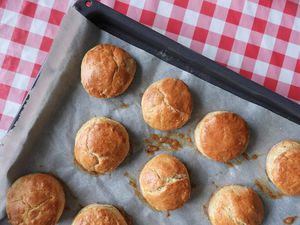 Mes scones du week-end