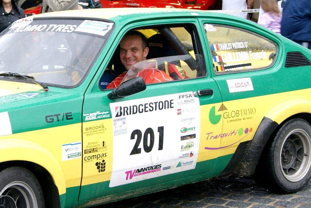 Album - 12eme Rallye VHC 1er  Rallye CLASSIC du BETHUNOIS