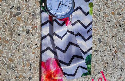 La montre couture Gabriel Rivaz pour vous distinguer !