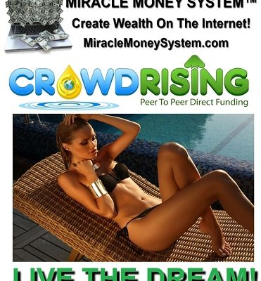 What's Better Compared to #CashGifting? It's Called #CROWDRISING!
