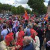 Les députés et sénateurs communistes à l'inititive et à l'offensive, le 3 juillet ils ont refusé la monarchie présidentielle de Macron
